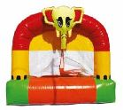 استخر توپ بادی طرح فیل