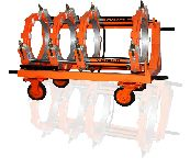 دستگاه جوش لوله پلی اتیلن400