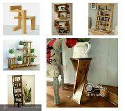دکوراسیون چوبی منزل با طراحی منحصر به فرد