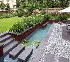 بازسازی و طراحی باغ ویلا