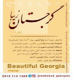 كتاب آموزش زبان گرجی و اطلاعات کاربردی گرجستان